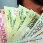 Vietnam forced to readjust dong-dollar rate again