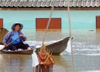 Bangkok braces for annual flooding