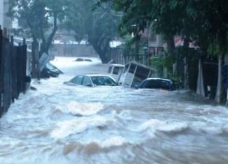 Floods Manila Philippines
