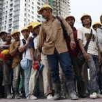 Foreign workers in Malaysia sent home $6.1b in 2012