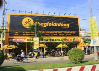 Vietnam mobile phone retailer sets July 14 IPO