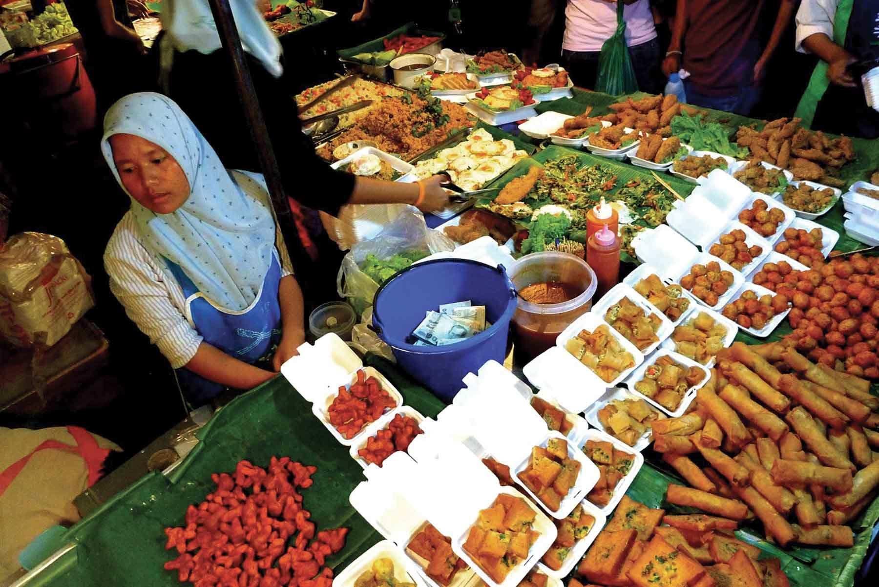 Halal Vendor