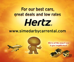 Hertz advertisement new