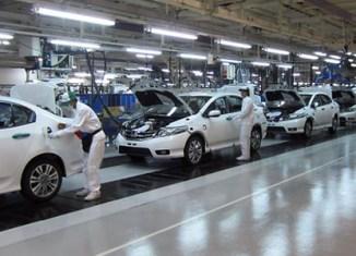 Thailand's next problem: Car output drops