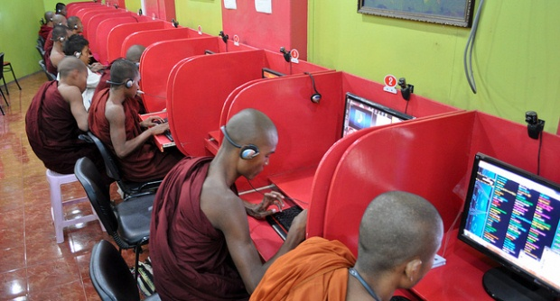 Myanmar invites bids for Internet and fibre optic network