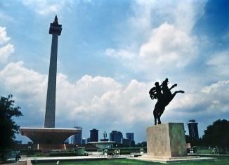 Jakarta Statue