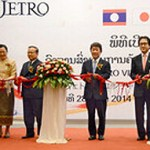 Jetro opens office in Laos to promote investment from Japan
