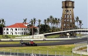 johor race track