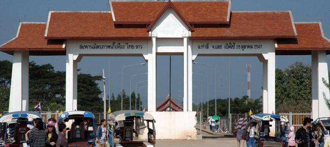 Laos and Thailand resume border talks