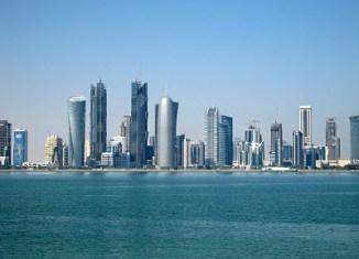 LrDoha Skyline Nice