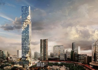 Dubai group invests in Bangkok tower