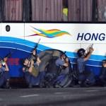 Hong Kong keeps travel alert for Philippines