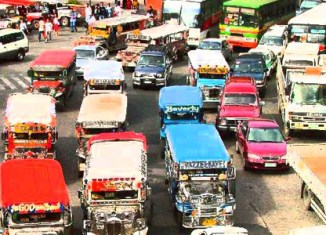 Traffic jams costing a fortune for Philippine economy