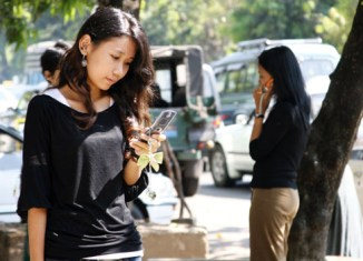 3G SIM prices drop in Myanmar
