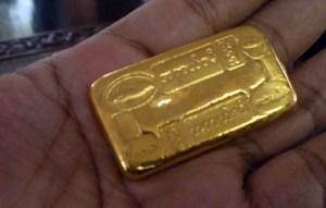 myanmar gold