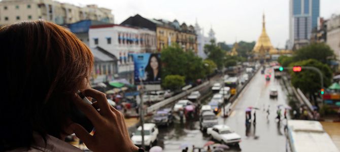 Telenor, Ooredoo win Myanmar mobile licenses