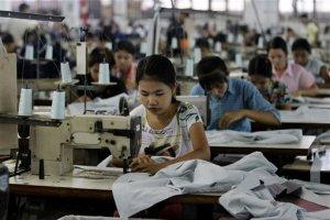 APTOPIX Myanmar Sanctions