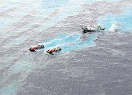 oil spill Rayong