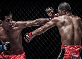 Mixed martial arts return to Manila