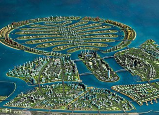 Plots on Dubai's Deira Islands up for sale
