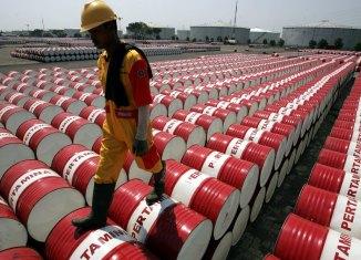 Saudi Aramco, Pertamina in $8b venture