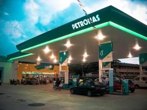 petronas pump