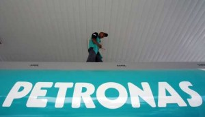 petronas sign