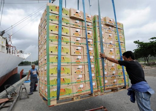 Philippines lags behind in foods exports