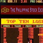 Philippine stock market reopens, index plunges 6%