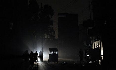 Thailand: 8 million left in the dark