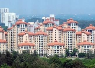 Singapore property prices poised to fall by 20%