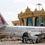 Qatar Airways resumes flights to Myanmar