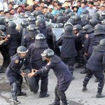 Violent clashes erupt in Thailand