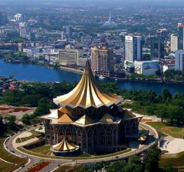 sarawak-state-assembly-building