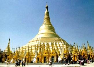 Shwedagon Myanmar