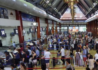 Malaysian firm gets contract for Cambodia airport expansion