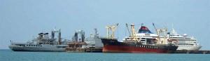 sihanoukville port