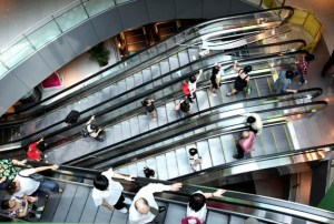 singapore-shopping mall