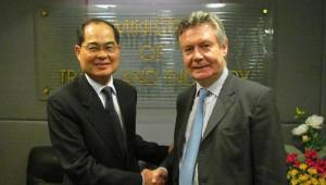 EU, Singapore set to ink free trade agreement