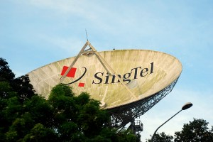 singtel-dish