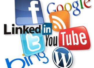 Social Media Seo Logos1