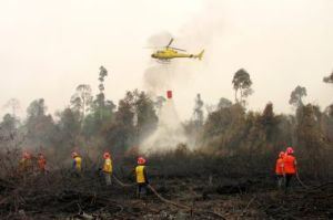 Haze in Riau