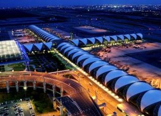 Thailand delays Suvarnabhumi Airport expansion