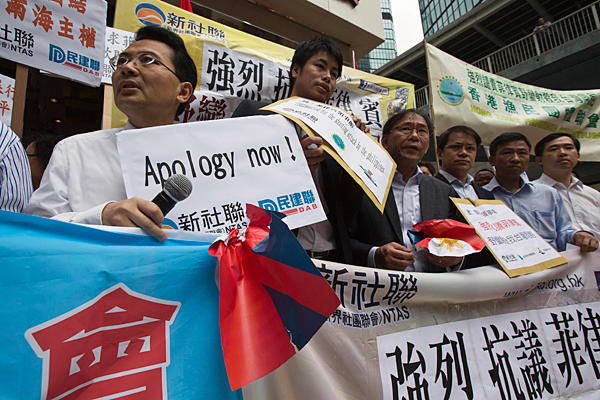 88,000 Filipinos asked to leave Taiwan