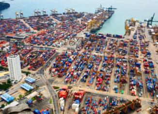 Singapore electronics exports drop