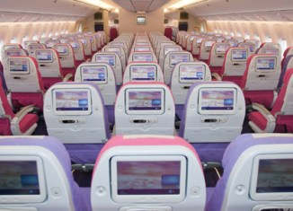 Thai Airways' load factor down to 70%