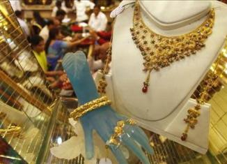 Thai gold jewellery exports to India drop 80%
