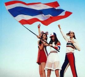 thai uprising