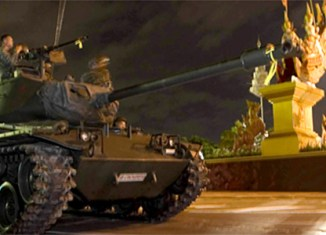 Possibility of coup d'etat in Thailand