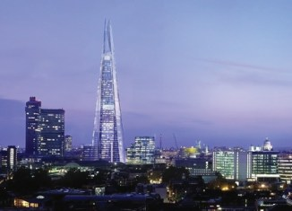Qatar-owned London skyscraper 50% let